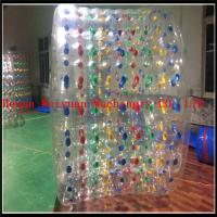 Buy cheap Best Selling 2.2M Inflatable Water Roller summer hot inflatable water roller zorb ball with custom color product