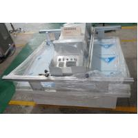 China Digital Transport Simulate Vibration Testing Machine Price / vibration bentch on sale