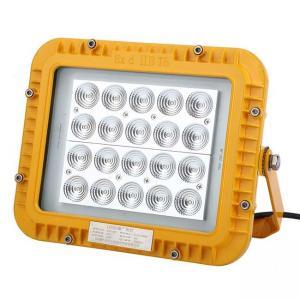 Buy cheap 100 Watt Explosion Proof LED Lights Waterproof 14400Lm Aluminum  Materilal product