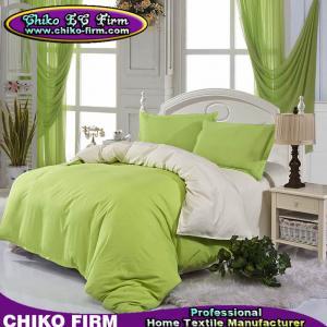 Buy cheap Grupo macio ajustado do fundamento do projeto do lado do AB das cores da planície de Fadeness da cor da cama product