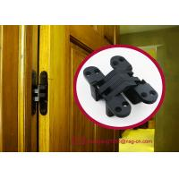 China Hidden Zinc Alloy Invisible Concealed Cross Hinge for Wooden Doors 116*27.8*41mm wholesale