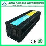 Nuevo inversor de corriente puro de la onda sinusoidal de 4000W DC12V AC220V (QW-P4000D)