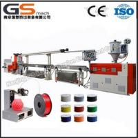 China Polycarbonate filament extrusion machine on sale