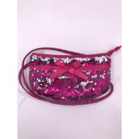 Buy cheap Sequin Shoulder Bag,Crossbody Bag with Zipper Pockets,Two-sided sequin bag product