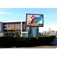 China Large Format Full Color P6 High Resolution Led Billboard Static Advertising Application on sale