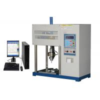 Buy cheap 50KN Computer System Safety Shoes Compression Puncture Testing Machine Test Force 0.3% ~ 100% FS product