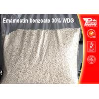 Buy cheap Emamectin benzoate 30% WDG Pest control insecticides 119791-41-2 product