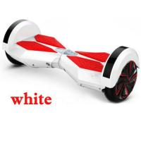 China Outdoor Sport Seatless Smart Bluetooth Two Wheel Balance Scooter , 10-15km/h on sale