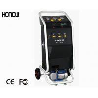 Buy cheap Automotive AC Freon Recovery Machine With 1 Stage Vacuum Pump 12 Months Warranty product