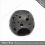 Buy cheap Beautiful Design Ceramic Fragrance Oil Burner Egg Shaped , Pattern Exposure product