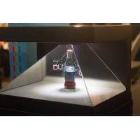 Buy cheap 55 Holographic Display Pyramid / Holo Box 3D Hologram Technology product