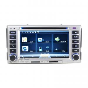 Buy cheap Hyundai Sat Nav DVD Player For Hyundai Santa Fe Car Stereo Radio VHS6778 product