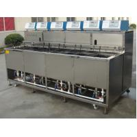 Buy cheap Glasses Ultrasonic Cleaning Machine , Mechanical Ultrasonic Cleaner 12000×2000×2800MM product