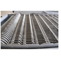 Buy cheap SS304 Rotary Mechanical Bar Screen For Sludge Treatment wastewater bar screens product