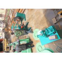 Buy cheap Single Tape Razor Blade Wire Making Machine , Fully Automatic Barbed Wire Machine product
