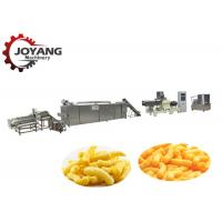 Buy cheap Double Screw Stick Type Puffed Corn Snack Making Machine With CE Certification product