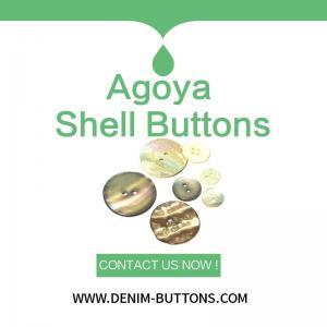 Buy cheap Agoya Shell Buttons | Bulk Clothing Button product