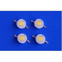 Buy cheap 3200K 120lm 1w High Power Led Bridgelux Chip Warm White 14.8*7.9mm Size product