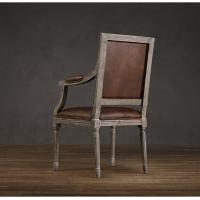 vintage chocolate leather dining chairs leather tub dining chairs