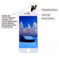 Buy cheap 1334x750P Iphone 6 White LCD Screen High Durability Capacitive Touch Type product