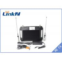 Buy cheap Outdoor Portable COFDM Receiver , AV Output Handheld Receiver Battery Powered from wholesalers