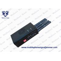 Buy cheap CDMA GSM DCS High Power Signal Jammer For Conference Center / School product