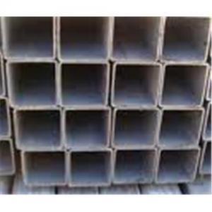 China ASTMA500によって溶接される正方形の管 wholesale