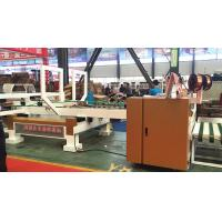 Quality Automatic Corrugated Box Stitching Machine High Speed Display Adjustment Control for sale