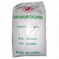 Buy cheap Chromium Chloride, Exhibits Hygroscopic Property product