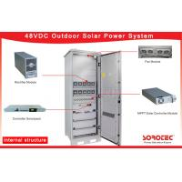 Buy cheap IP55 Telecom Solar Power Systems With Remote Monitoring System Operation from wholesalers