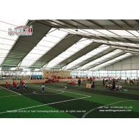 Buy cheap 6m Side Height  Aluminum Frame Sport Event Tent For Football Court From LIRI product