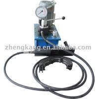 China Competible Small Pipe Press Tool Electronic Driven With High Power Pump on sale