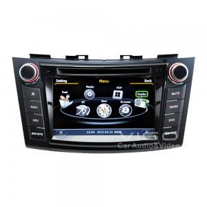 Buy cheap Suzuki Sat Nav Swift Stereo Car HD Head GPS Navigation C179 product