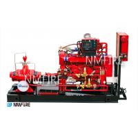 Buy cheap 1000GPM@119PSI, Ul Listed ,Diesel Engine  DRIVER ,Split casing Pump set from wholesalers