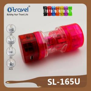 China 5V 1A travel plug adapter from china shenzhen wholesale market on sale
