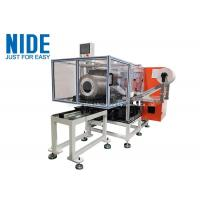 Buy cheap Automatic submersible motor stator paper inserting machine for large electric motor manufacturing product