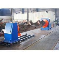 Buy cheap Head Tail Stock Pipe Welding Positioners For Special Workpiece Remote Hand Control product