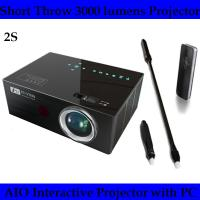 China Acto multimedia projector transformed to be interactive presentation projector on sale