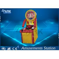 Buy cheap Indoor ultimate big punch carnival redemption game EPARK mechatronics Sports Amusement machine For Sale product