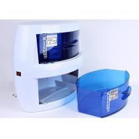 Buy cheap Double Layers UV Tool Sterilizer Cosmetic Disinfection Barber For Beauty Salon product