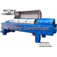 Buy cheap Automatic Decanter Solid Liquid Separator - Centrifuge For Calcium Hypochlorite product