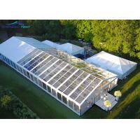 Buy cheap Outdoor Aluminum Frame Event Marquee Tent 20 X 30 Wind Loading Max . 100km / H from wholesalers