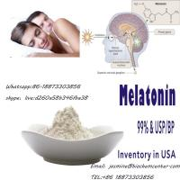 Buy cheap Melatonine Organic Local Anesthesia / Anti - Aging Against Cancer Improving from wholesalers