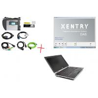 Buy cheap Wireless MB SD C4 Benz Mercedes Diagnostic Tool With Dell E6420 Support Cars / from wholesalers