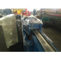 China Automatic Hydraulic Shutter Door Cold Steel Roll Forming Machine CE BV SGS on sale