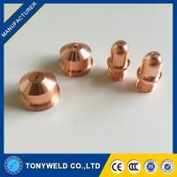 Buy cheap Trafimet A141 Plasma Torch Consumables Nozzle And Electrode For Cutting Torch product