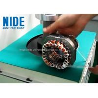 Buy cheap AC Induction Motor Stator Washing Machine Coil Lacing Equipment product