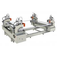 Buy cheap Stable operation UPVC Window Machine , CNC Horizontal Four Point Welding Machine product