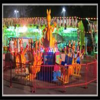 Buy cheap Fiberglass amusement rides kangaroo jumping kiddie ride for sale product