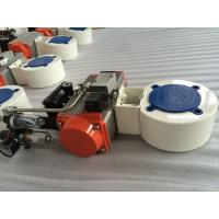 Buy cheap Stainless Steel Wafer Ball Valve Flange Connection Good Fluid Control product
